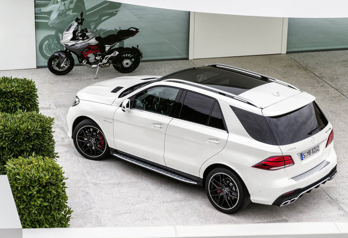 prijs mercedes benz gle klasse gle 500 e 4matic 2017 autogids. Black Bedroom Furniture Sets. Home Design Ideas