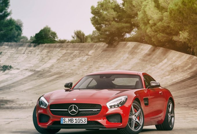 Prijs mercedes benz gt amg amg gt edition 1 2015 autogids for 2015 mercedes benz amg gt
