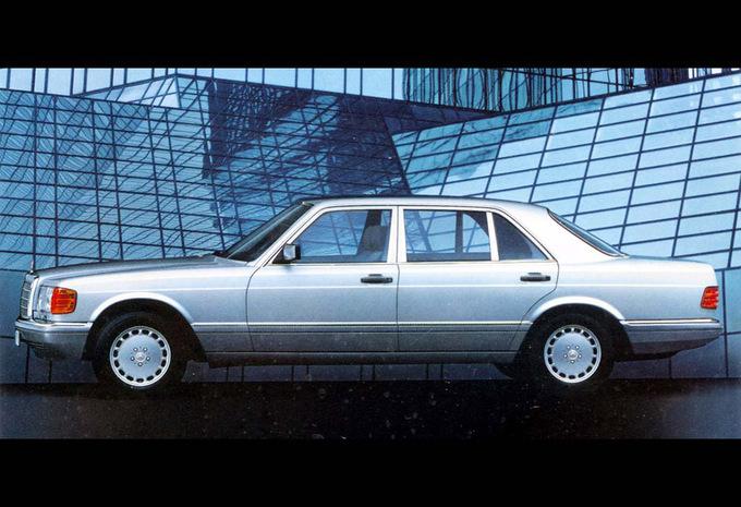 mercedes benz classe s berline 260 se 166ch 1979 prix. Black Bedroom Furniture Sets. Home Design Ideas