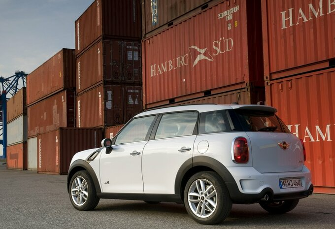 mini countryman cooper sd 143 all4 2010 prix moniteur automobile. Black Bedroom Furniture Sets. Home Design Ideas