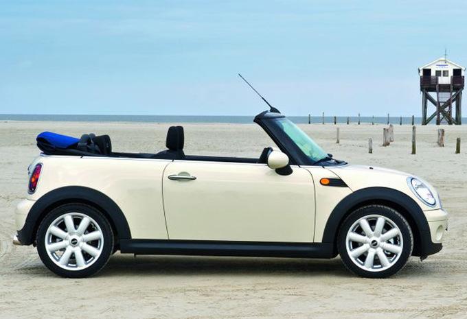 mini mini cabrio cooper s 184 2009 prix moniteur automobile. Black Bedroom Furniture Sets. Home Design Ideas