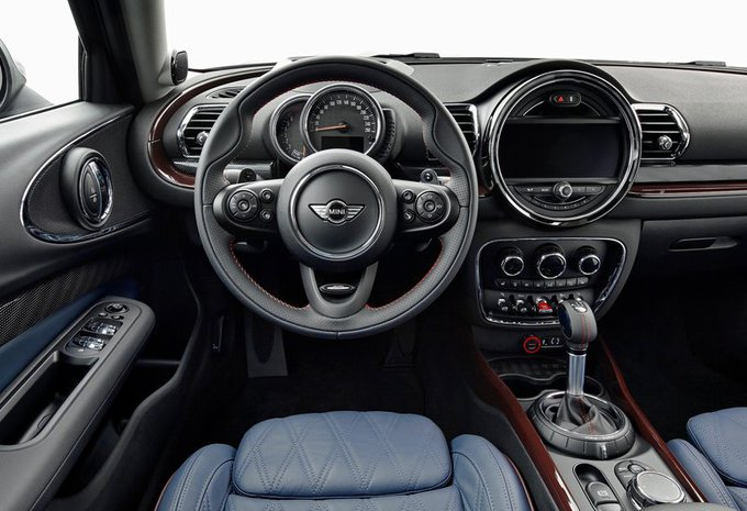 mini mini clubman cooper s 141 kw 2017 prix moniteur automobile. Black Bedroom Furniture Sets. Home Design Ideas