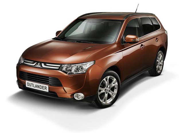 prijs mitsubishi outlander 2 2 di d 2wd anniversary edition 2012 autogids. Black Bedroom Furniture Sets. Home Design Ideas