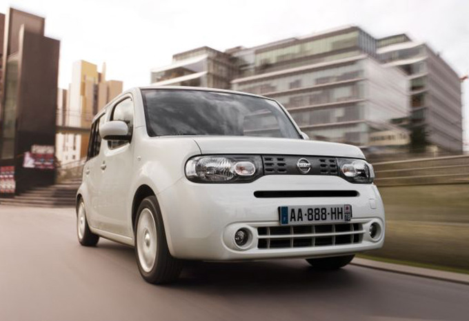 nissan cube 1 6 cube zen 2010 prix moniteur automobile. Black Bedroom Furniture Sets. Home Design Ideas