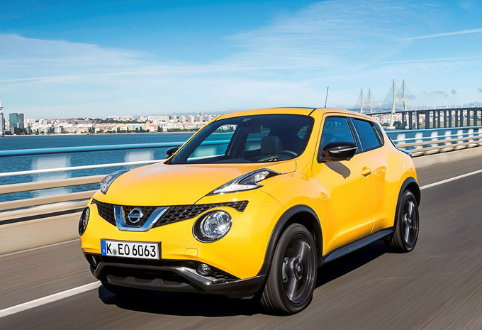 nissan juke 1 2 dig t business edition 2014 prix moniteur automobile. Black Bedroom Furniture Sets. Home Design Ideas