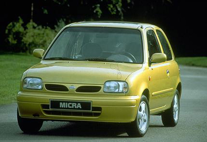 nissan micra 3p 1 0 punch 1992 prix moniteur automobile. Black Bedroom Furniture Sets. Home Design Ideas