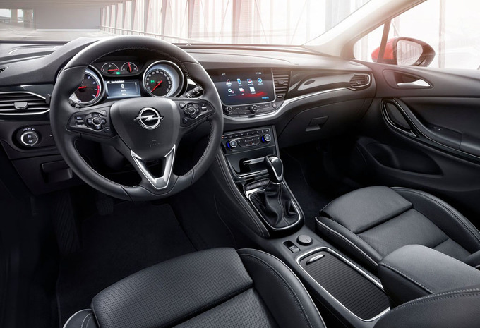 Prijs Opel Astra Sports Tourer 1 6 Cdti 81kw Ecoflex S S