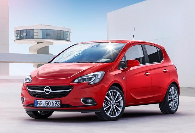 Prijs Opel Corsa 5d 1.2 52kW Enjoy (2016) - AutoGids: autogids.be/model-type-jaar--opel--corsa-5d--2016/prijs-nieuwe...