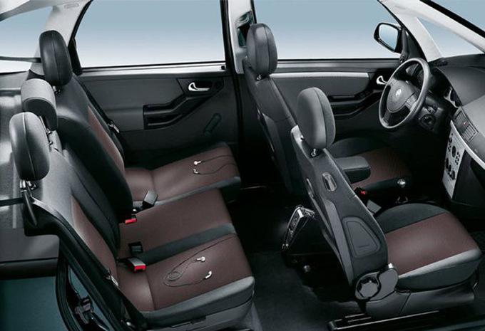 opel meriva 1 3 cdti enjoy 2003 prix moniteur automobile. Black Bedroom Furniture Sets. Home Design Ideas