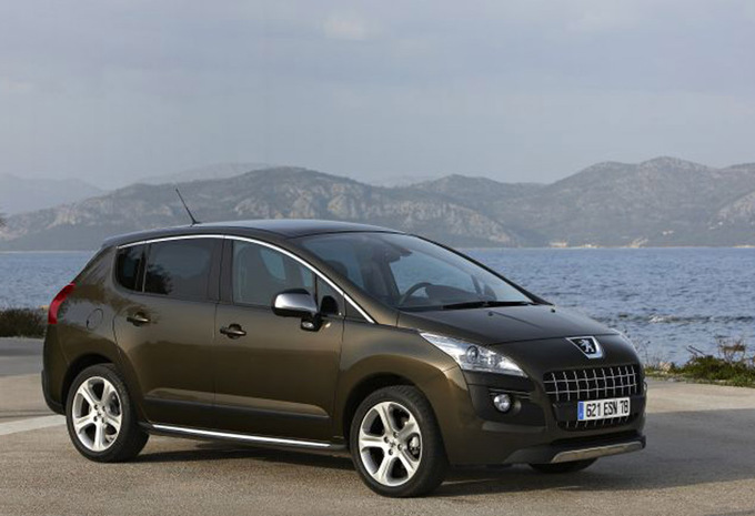 peugeot 3008 2 0 hdi 150 active 2009 prix moniteur automobile. Black Bedroom Furniture Sets. Home Design Ideas
