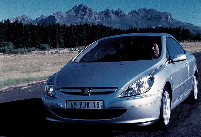 sp cifications techniques peugeot 307 cc 2 0 hdi 136 2003 moniteur automobile. Black Bedroom Furniture Sets. Home Design Ideas
