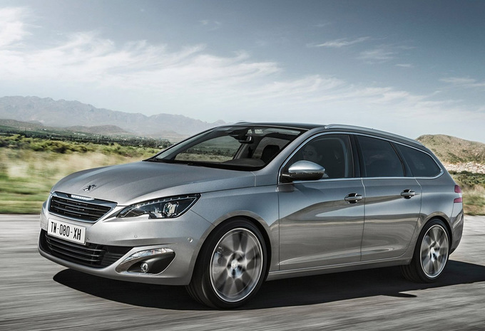 peugeot 308 sw 1 2 e thp 110 active 2014 prix moniteur automobile. Black Bedroom Furniture Sets. Home Design Ideas