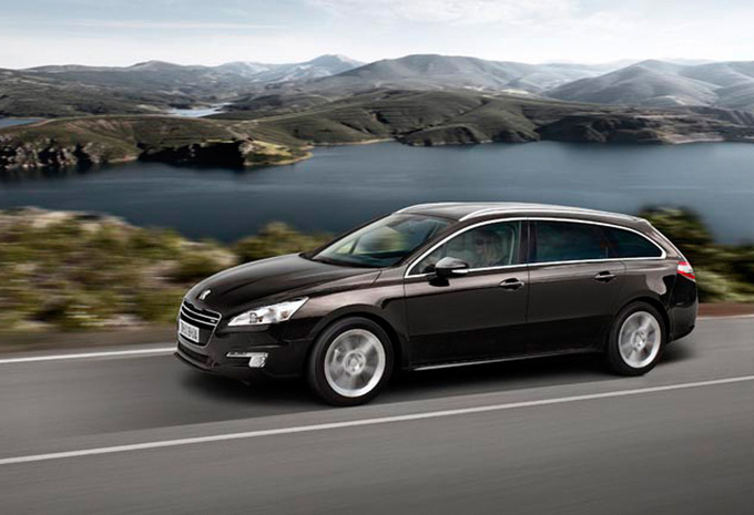 peugeot 508 sw 1 6 bmp active 2010 prix moniteur automobile. Black Bedroom Furniture Sets. Home Design Ideas