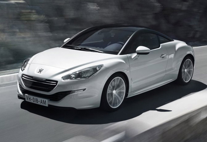peugeot rcz 2 0 hdi 120kw rcz gt line 2015 prix moniteur automobile. Black Bedroom Furniture Sets. Home Design Ideas