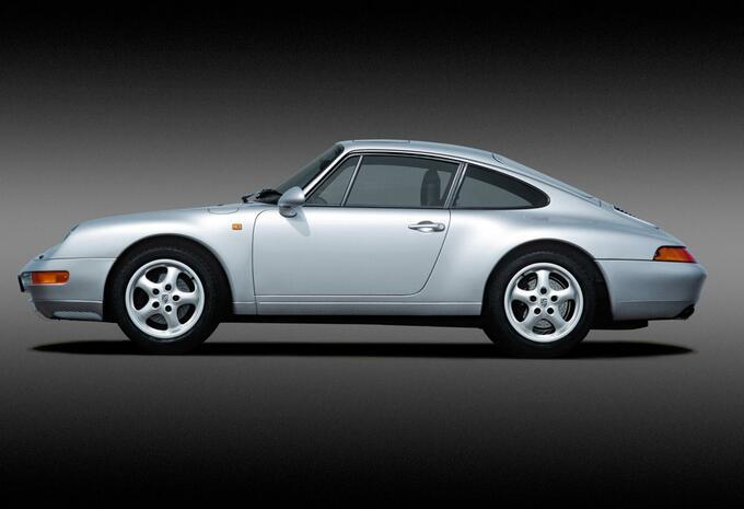 porsche 911 3 6 turbo 1995 prix moniteur automobile. Black Bedroom Furniture Sets. Home Design Ideas