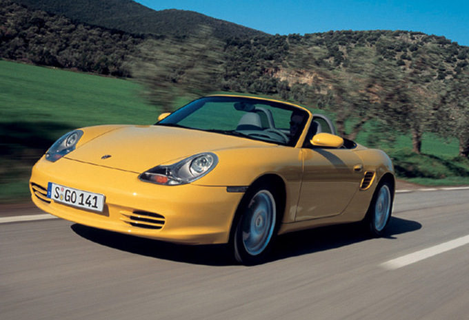 porsche boxster 2 7 155kw 1996 prix moniteur automobile. Black Bedroom Furniture Sets. Home Design Ideas