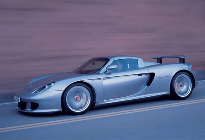 porsche carrera gt carrera gt 2003 prix moniteur automobile. Black Bedroom Furniture Sets. Home Design Ideas