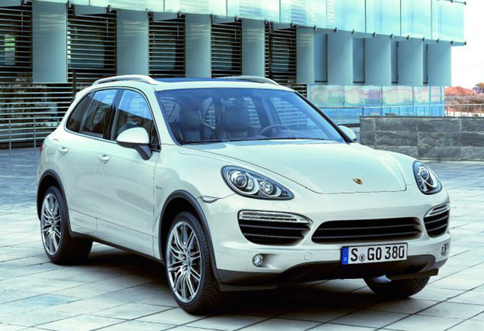 porsche cayenne 3 0 v6 tdi 245 2010 prix moniteur. Black Bedroom Furniture Sets. Home Design Ideas