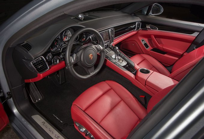 porsche panamera 3 0 s e hybrid 2016 prix moniteur automobile. Black Bedroom Furniture Sets. Home Design Ideas
