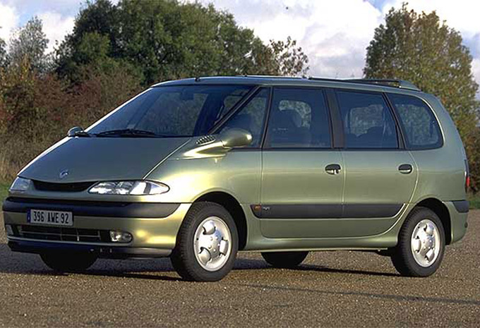 renault espace 2 0 rn 1996 prix moniteur automobile. Black Bedroom Furniture Sets. Home Design Ideas