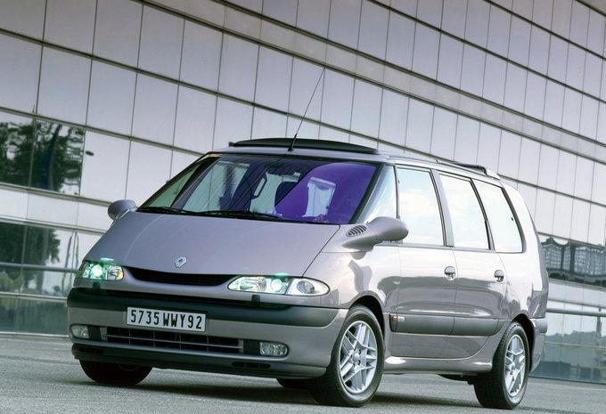 renault espace initiale paris 1997 prix moniteur automobile. Black Bedroom Furniture Sets. Home Design Ideas