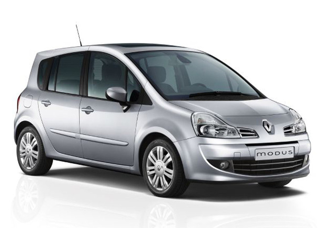 renault grand modus 1 2 tce 100 limited 2007 prix moniteur automobile. Black Bedroom Furniture Sets. Home Design Ideas