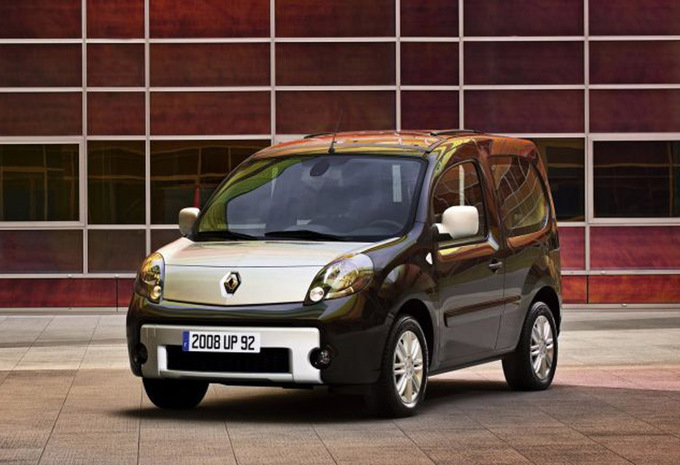 renault kangoo be bop 1 5 dci 2008 prix moniteur automobile. Black Bedroom Furniture Sets. Home Design Ideas