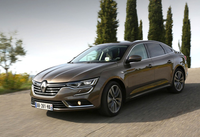 prijs renault talisman energy dci 110 zen 2015 autowereld. Black Bedroom Furniture Sets. Home Design Ideas