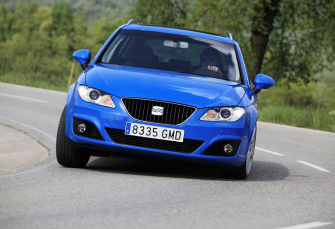 seat exeo st 2 0 tdi 170 sport 2009 prix moniteur automobile. Black Bedroom Furniture Sets. Home Design Ideas