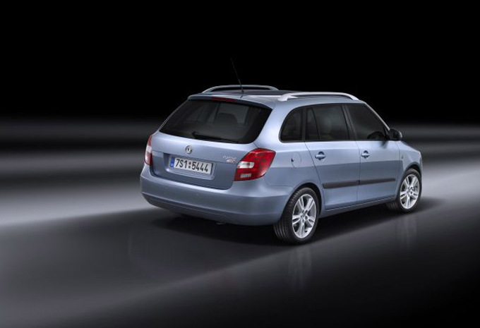 skoda fabia combi 1 2 tdi greenline ambition 2007 prix. Black Bedroom Furniture Sets. Home Design Ideas