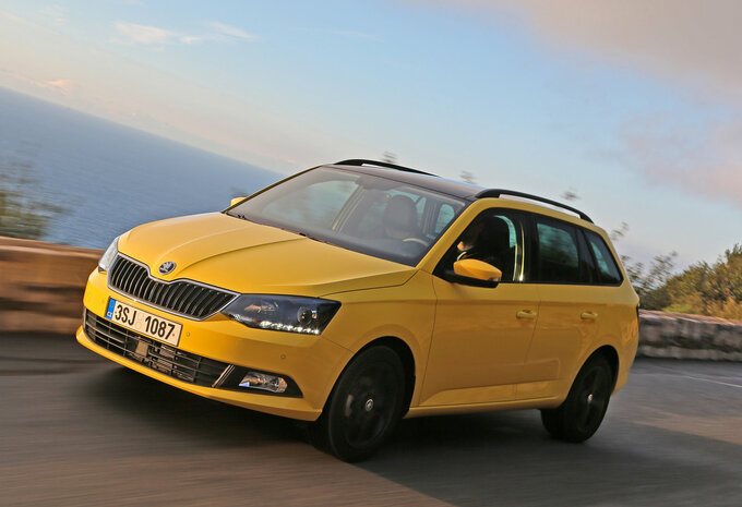 skoda fabia combi 5p es 1 4 crtdi 66kw ambition prix moniteur automobile. Black Bedroom Furniture Sets. Home Design Ideas