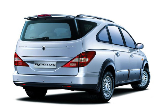 ssangyong rodius sv 270 xdi sapphire 4wd 2005 prix moniteur automobile. Black Bedroom Furniture Sets. Home Design Ideas