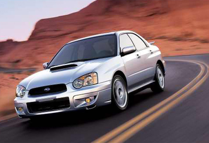 subaru impreza 4p 2 0 gt turbo awd wrx full 2000 prix. Black Bedroom Furniture Sets. Home Design Ideas