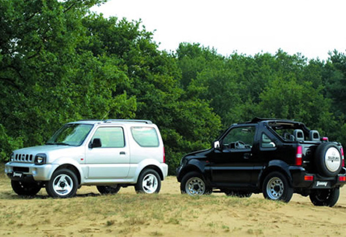 sp cifications techniques suzuki jimny 2p 1 3 bluesky 2000 moniteur automobile. Black Bedroom Furniture Sets. Home Design Ideas