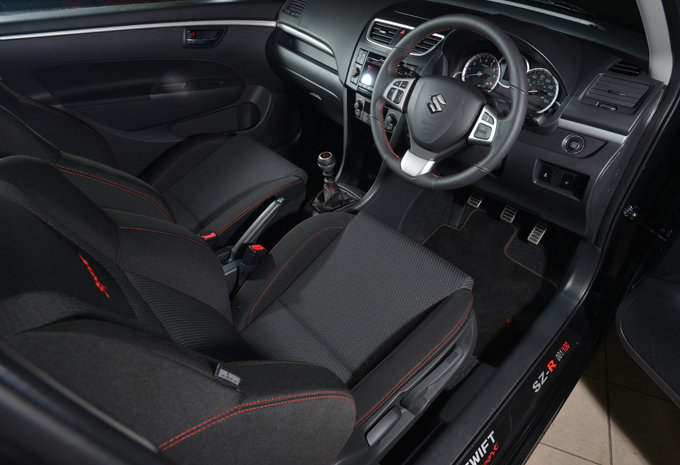 suzuki swift 3p 1 6 sport 2016 prix moniteur automobile. Black Bedroom Furniture Sets. Home Design Ideas