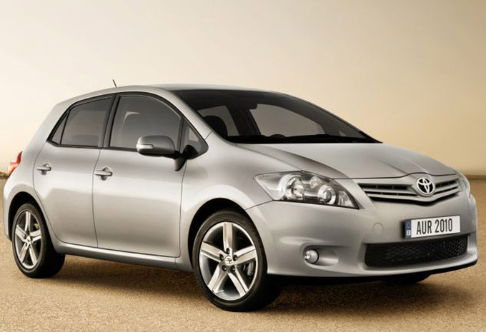 toyota auris 5p 1 8 vvt i hybrid premium 2007 prix moniteur automobile. Black Bedroom Furniture Sets. Home Design Ideas
