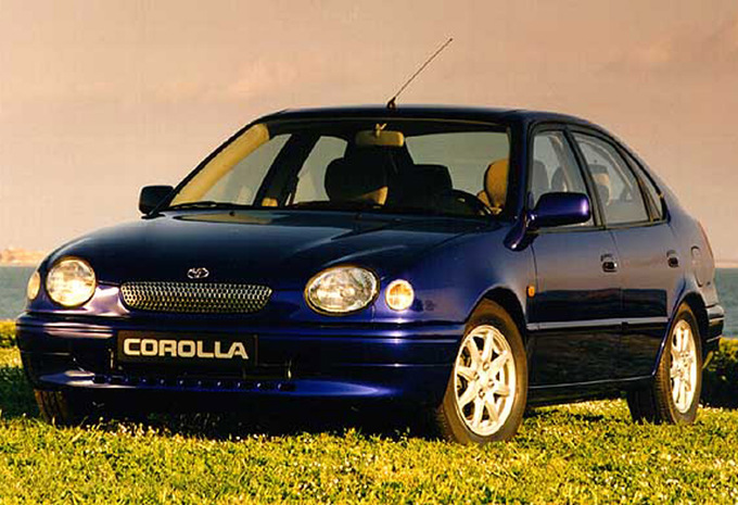 toyota corolla 5p 1 6 linea luna a 1997 prix moniteur automobile. Black Bedroom Furniture Sets. Home Design Ideas