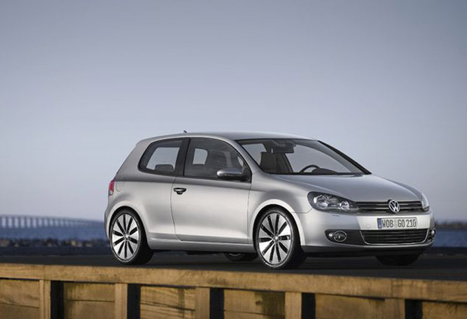 prijs volkswagen golf vi 3d 1 6 tdi 105 bluemotion technology 2008 autogids. Black Bedroom Furniture Sets. Home Design Ideas
