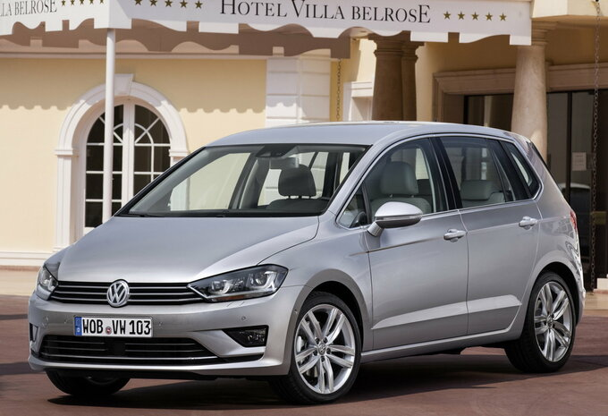 prijs volkswagen golf sportsvan 1 4 tsi 92kw trendline bmt 2016 autogids. Black Bedroom Furniture Sets. Home Design Ideas
