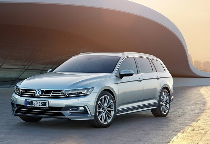 volkswagen passat variant 1 6 tdi comfortline 2017 prix moniteur automobile. Black Bedroom Furniture Sets. Home Design Ideas