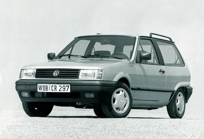 volkswagen polo 3p 1 3 fox 1990 prix moniteur automobile. Black Bedroom Furniture Sets. Home Design Ideas