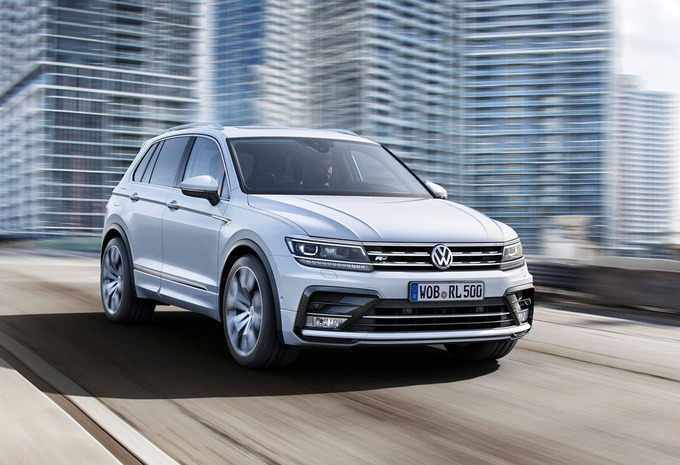 volkswagen tiguan 2 0 tdi bmt scr 110kw comfortline 2017 prix moniteur automobile. Black Bedroom Furniture Sets. Home Design Ideas