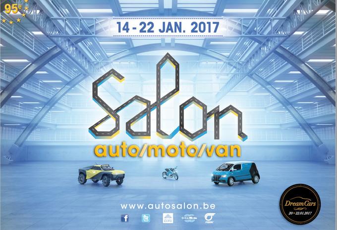 Heures d'ouverture du Salon de l'Auto Bruxelles 2017 #1