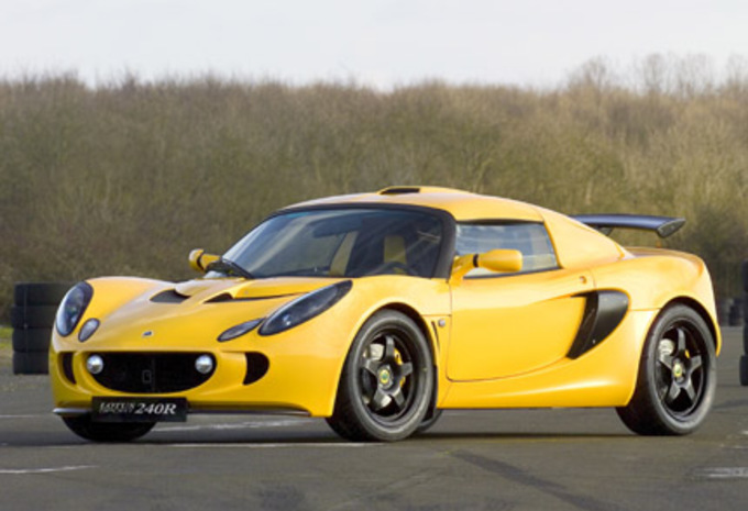 nieuw model lotus sport exige 240r autogids. Black Bedroom Furniture Sets. Home Design Ideas