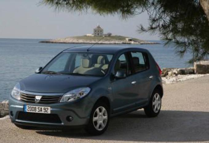 Dacia Sandero 1.5 dCi  #1