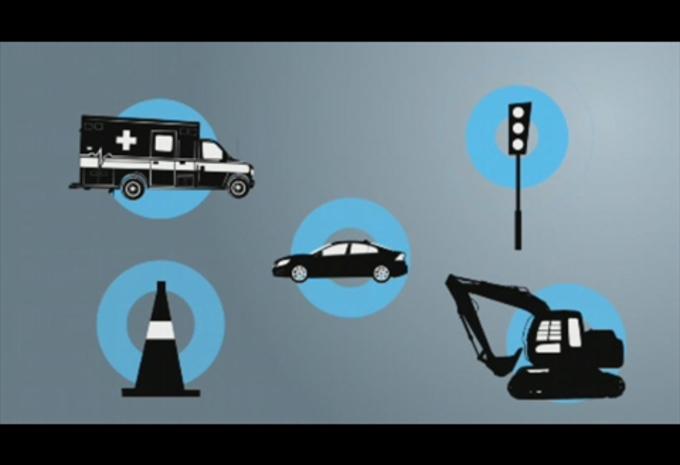 Volvo werkt aan communicerende auto's #2