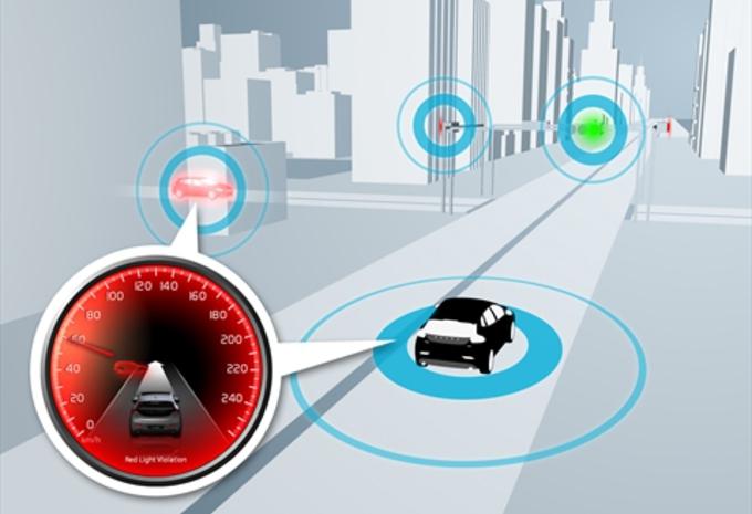 Volvo werkt aan communicerende auto's #3