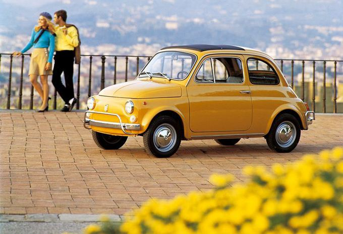 lectriser une ancienne fiat 500 moniteur automobile. Black Bedroom Furniture Sets. Home Design Ideas