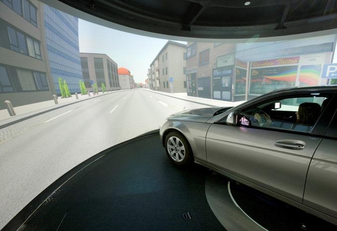 Mercedes Intelligent Drive #2