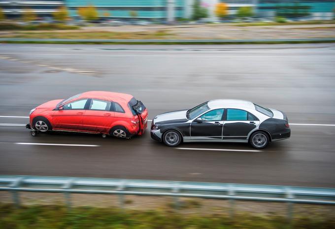 Mercedes Intelligent Drive #4